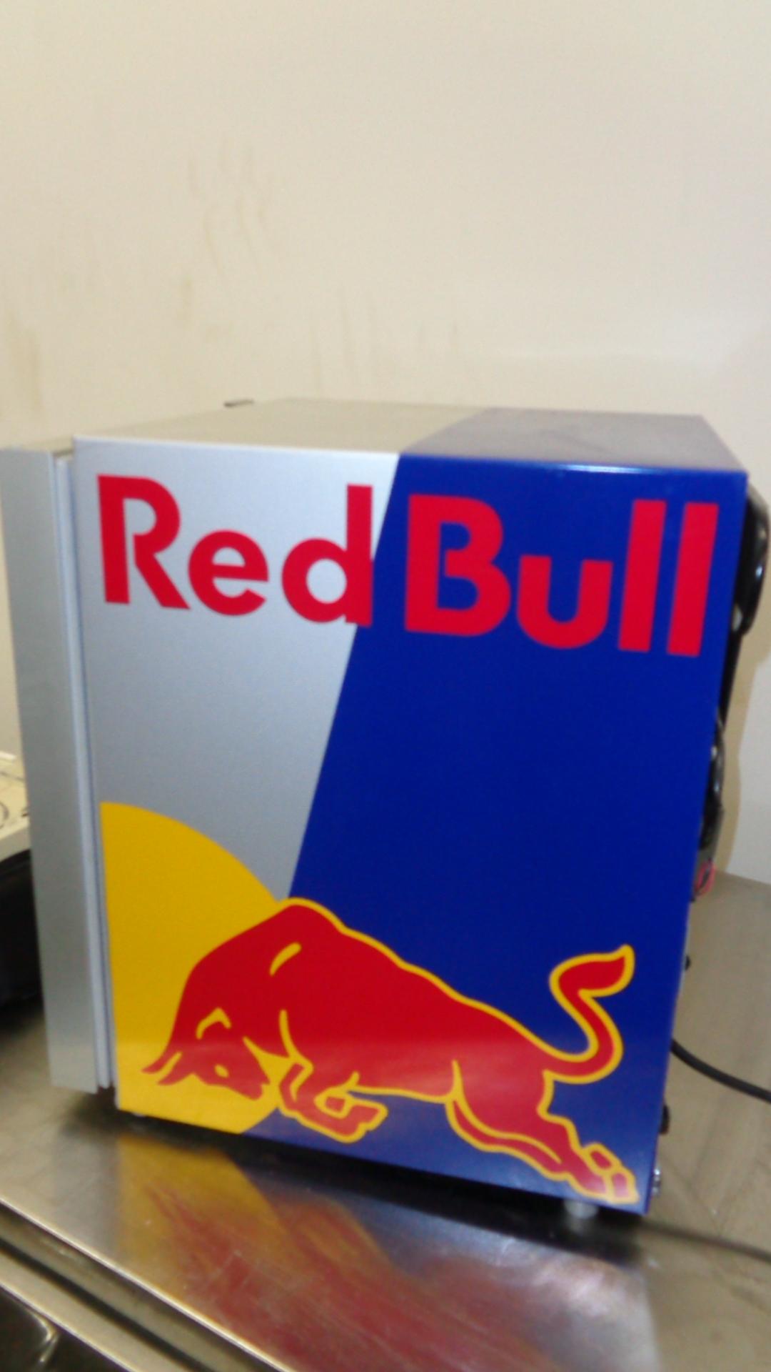 Red Bull Kylmäkaappi