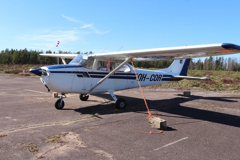 Myydään Cessna