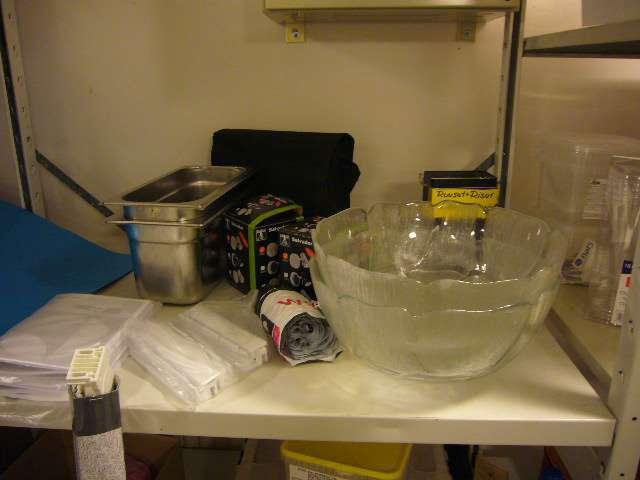 Keittiö koneita ja astioita  Konkurssihuutokauppa