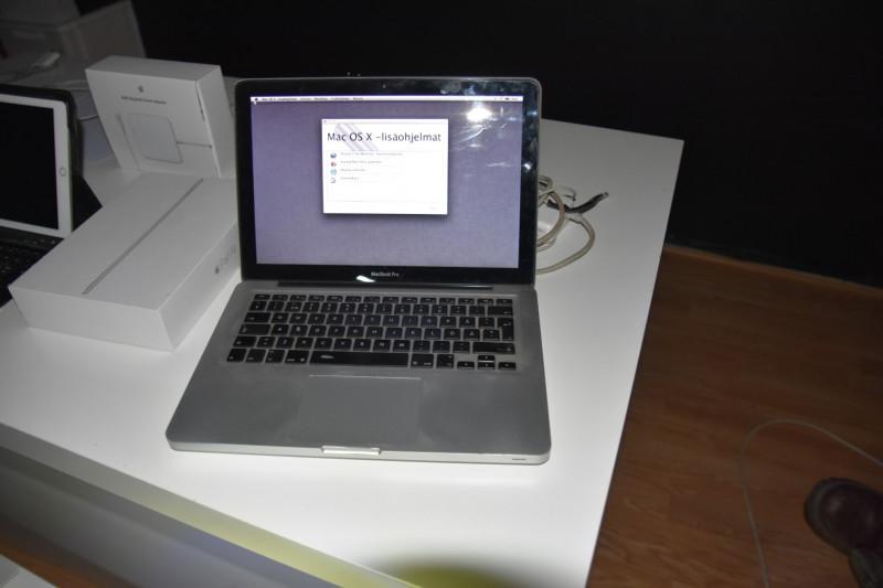 Myydään Macbook